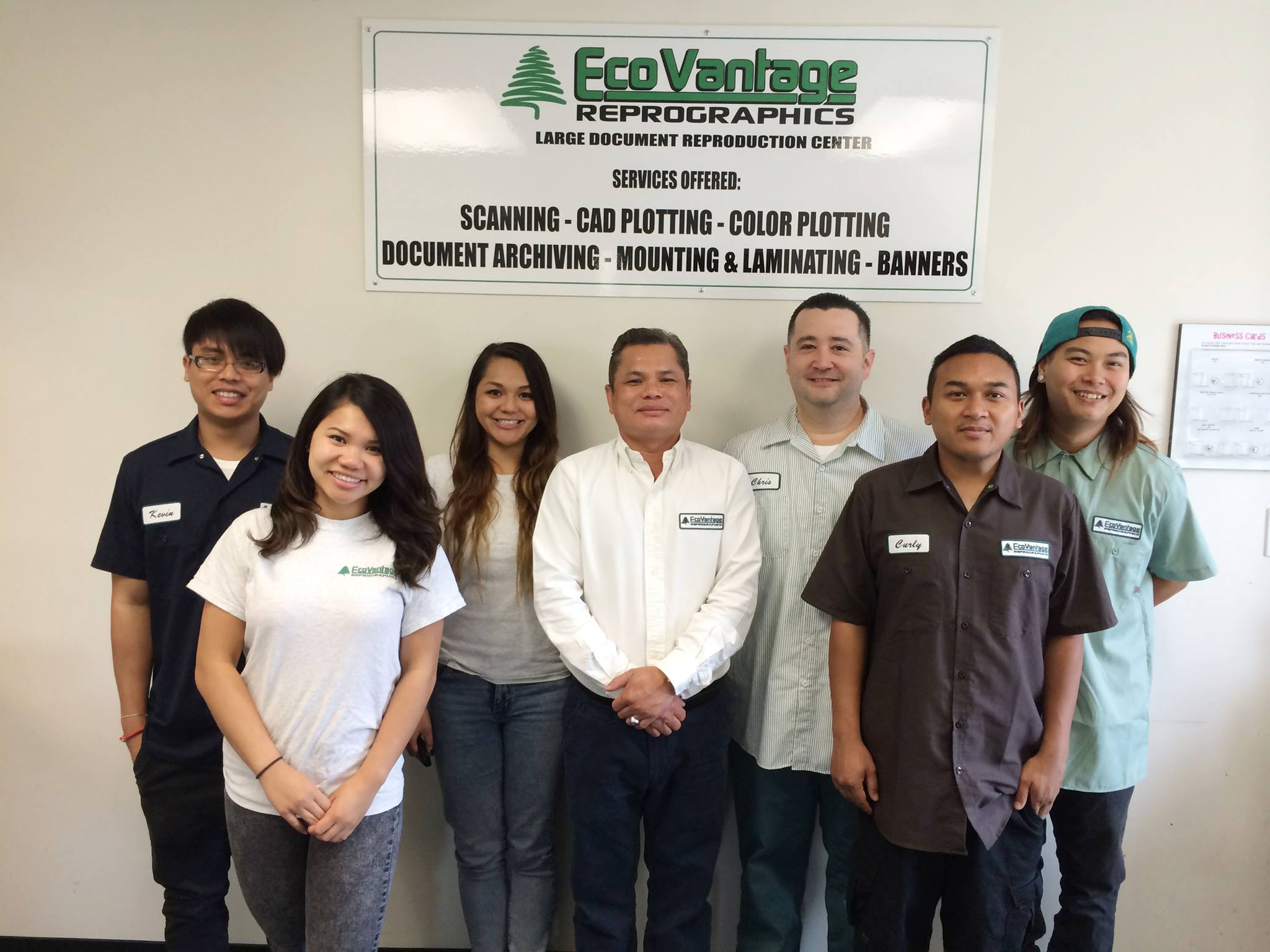 Ecovantage Staff